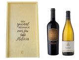 Wijnkist met wijnen graveren_